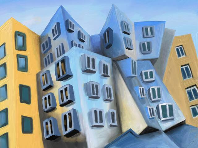 Stata painting