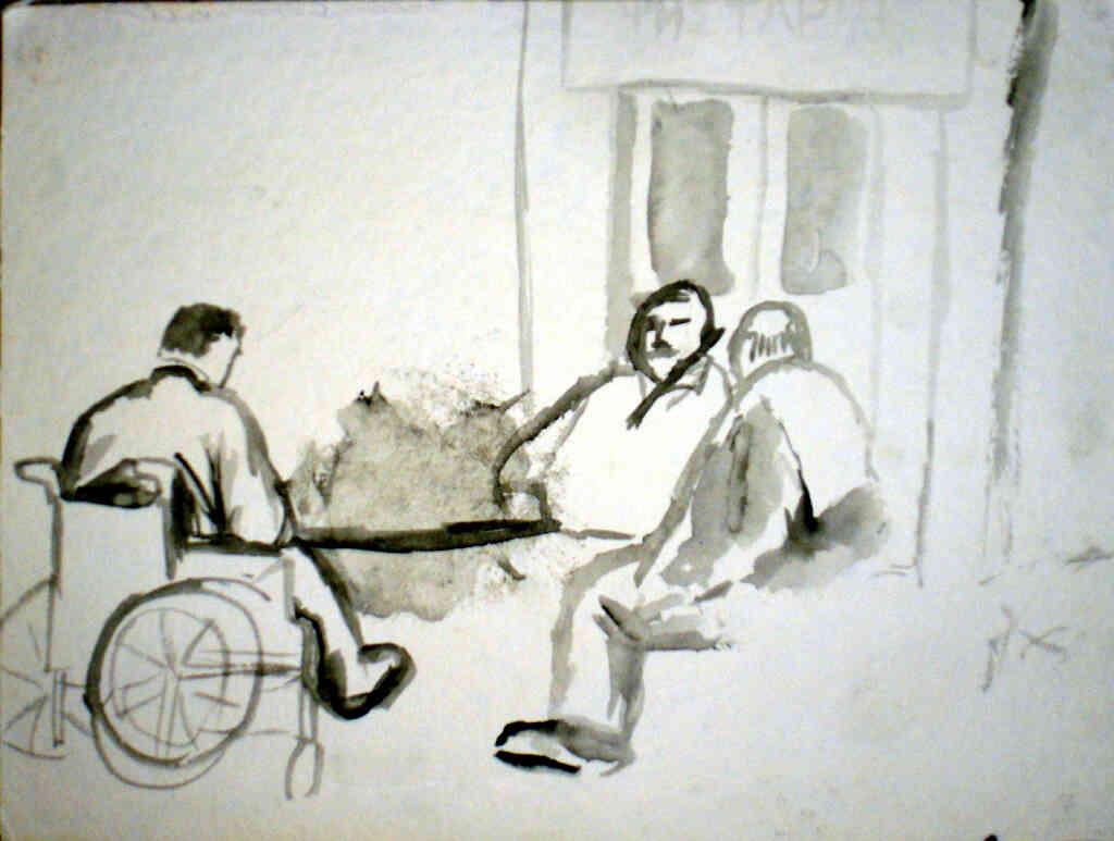 guys2 painting